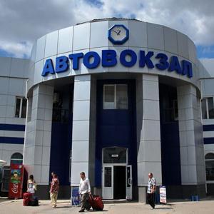 Автовокзалы Партизанского