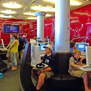 Интернет-кафе Партизанского