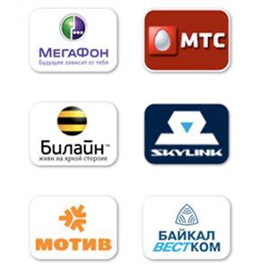 Операторы сотовой связи Партизанского