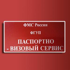 Паспортно-визовые службы Партизанского
