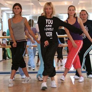 Школы танцев Партизанского