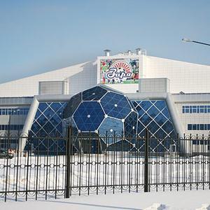 Спортивные комплексы Партизанского