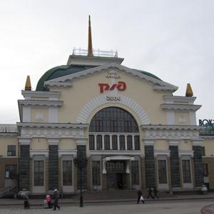Железнодорожные вокзалы Партизанского